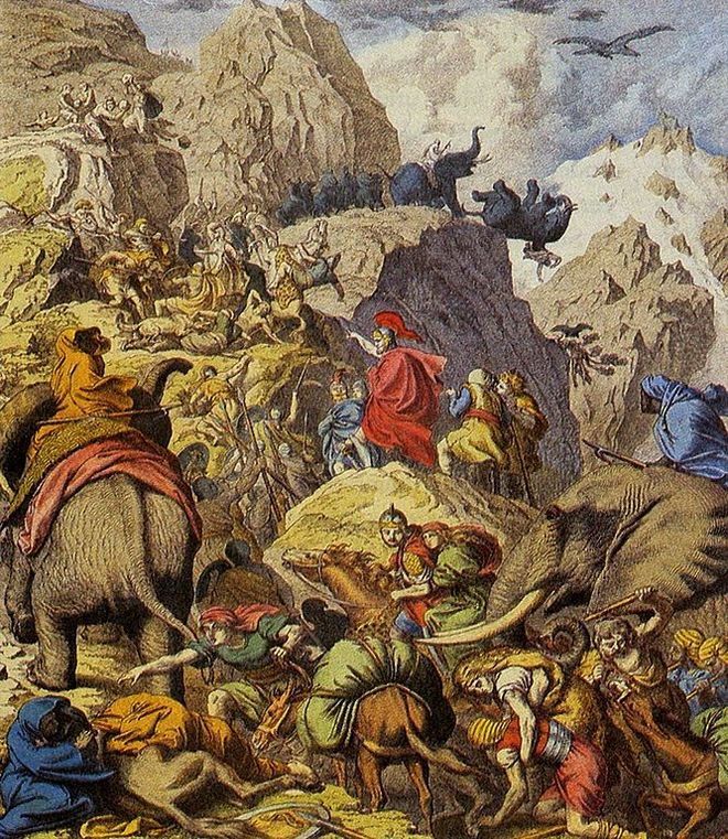 hannibal and the battle of cannae essay Carthage overview of the rise and fall of carthage, with a detailed discussion of hannibal's victories against rome, including the battle of cannae, and his later.
