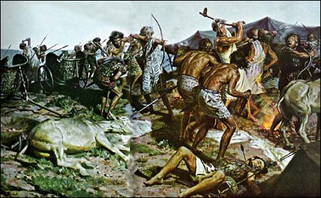 Войны неолита