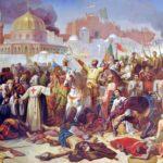 Крестоносцы захватывают Иерусалим, 1099